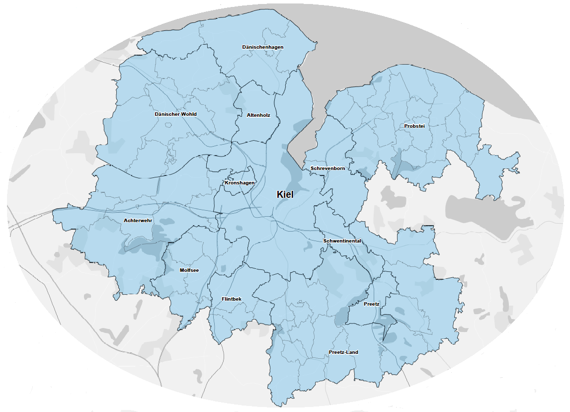 Fördekooperation Kiel und Umland